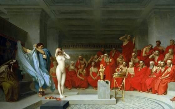 Οι διάσημες Εταίρες στην Αρχαία Ελλάδα