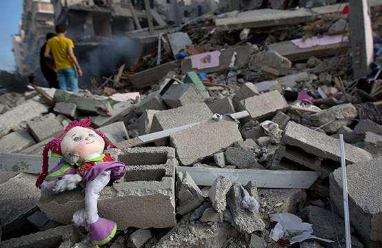 Γάζα: η μεγάλη πρόκληση της ανοικοδόμησης