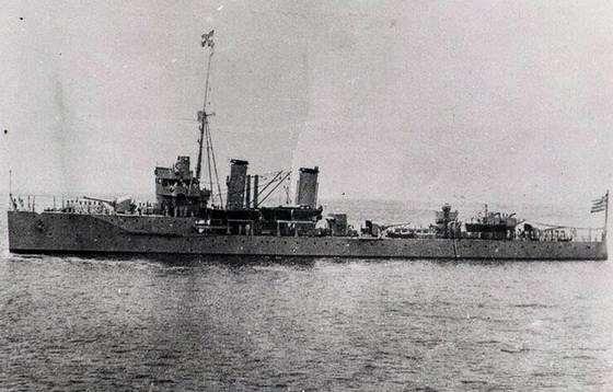 Ο τορπιλισμός της «Έλλης» τον Δεκαπενταύγουστο του 1940