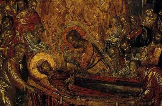 «Το Πάσχα του καλοκαιριού»: H Κοίμηση της Θεοτόκου