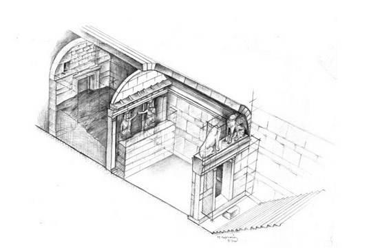 Μελέτη οστεολογικού υλικού που βρέθηκε στο ταφικό μνημείο της Αμφίπολης