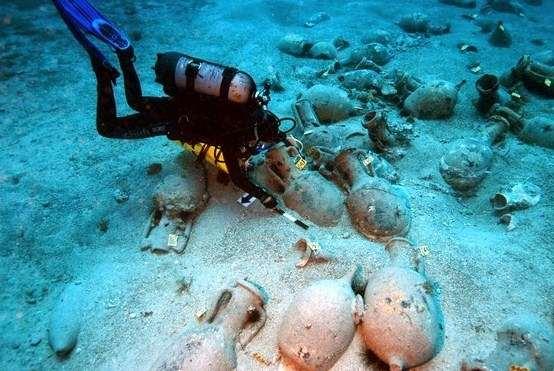 Δραστηριότητες της Εφορείας Εναλίων Αρχαιοτήτων στη θαλάσσια περιοχή του Αργολικού Κόλπου