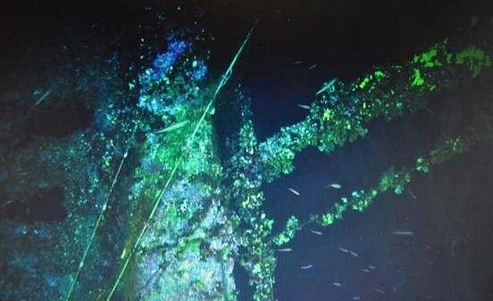 Η Εφορεία Εναλίων Αρχαιοτήτων στις υποβρύχιες κινηματογραφήσεις του ναυαγίου «HMΗS BRITANNIC»