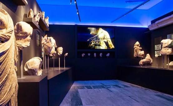 Εγκαίνια της επανέκθεσης του Αρχαιολογικού Μουσείου Τεγέας