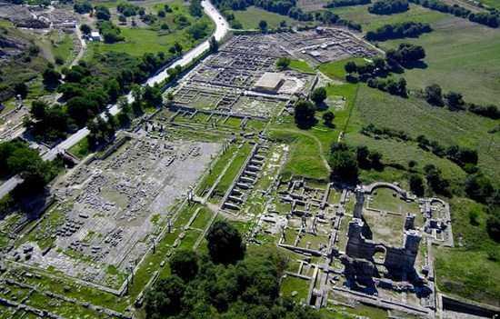 Υποψηφιότητα Αρχ. χώρου Φιλίππων για τον Κατάλογο Μνημείων Παγκόσμιας Κληρονομιάς της UNESCO