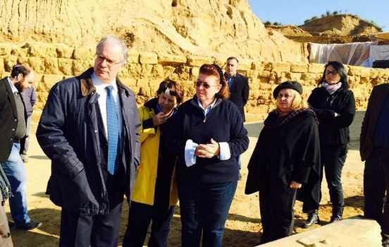 Σημεία ενημέρωσης από την συνέντευξη του Υπουργού Πολιτισμού και Αθλητισμού στην Αμφίπολη