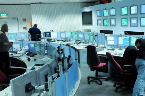 Έλληνας μαθητής στο κέντρο ελέγχου της ESA