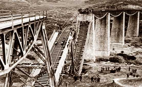 Η ανατίναξη της γέφυρας του Γοργοποτάμου