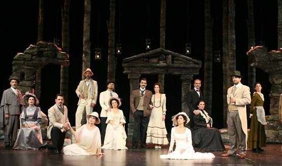«Μυστικοί αρραβώνες» του Γρηγορίου Ξενόπουλου, από το Εθνικό Θέατρο