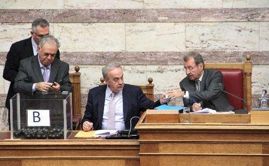 Ποια είναι τα μέλη του Ειδικού Δικαστηρίου για την υπόθεση Γ. Παπακωνσταντίνου