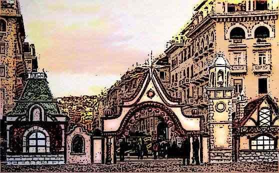 Θεσσαλονίκη: ξεκίνησαν οι χριστουγεννιάτικες εκδηλώσεις στην Αριστοτέλους