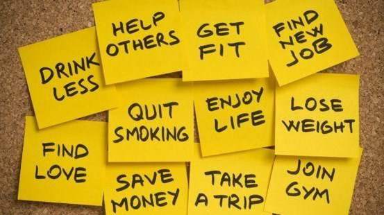 «12 συμβουλές για να πετύχετε τους στόχους της νέας χρονιάς» του ψυχολόγου Πάτροκλου Παπαδάκη