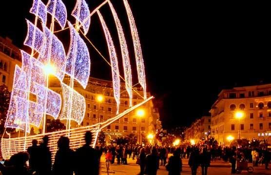 Χριστούγεννα 2014 στη Θεσσαλονίκη: Το αναλυτικό πρόγραμμα των εκδηλώσεων