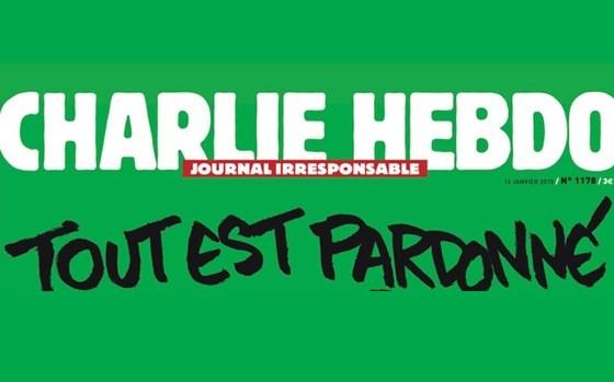 Ανάρπαστο το ιστορικό (αρ. 1178) τεύχος της Charlie Hebdo