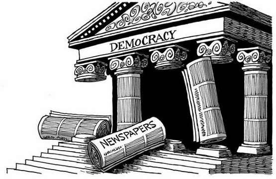 «Η Δημοκρατία του σήμερα και του χθες» του Άρη Ιωαννίδη