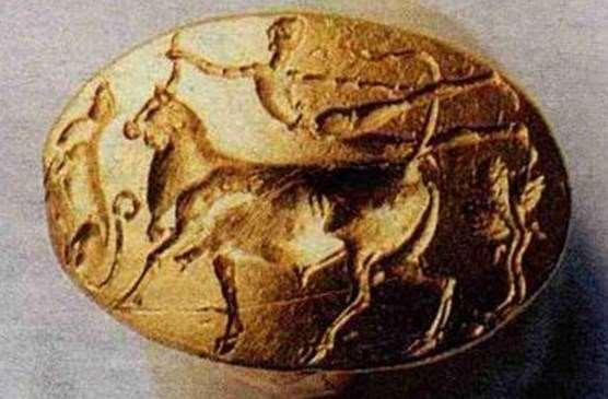 «Το δαχτυλίδι του Θησέα» παρουσιάζεται για πρώτη φορά στο κοινό