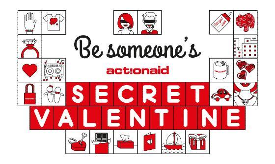 Secret Valentine με την ActionAid: Στείλτε δώρα αγάπης από το κατάστημα ή το eshop της ActionAid