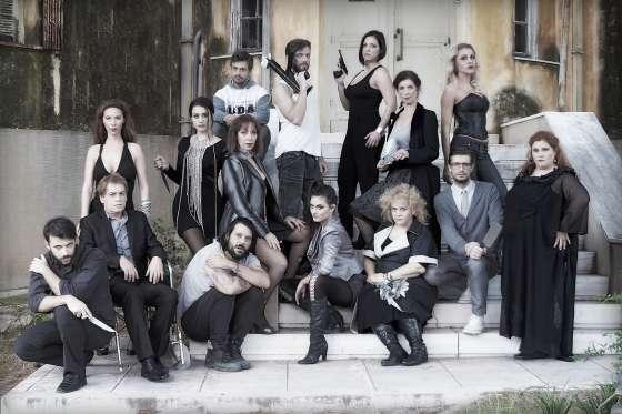 Η παράσταση «Μικρές Ιστορίες Φόνων» στο κατάστημα κράτησης γυναικών Ελεώνα Θήβας