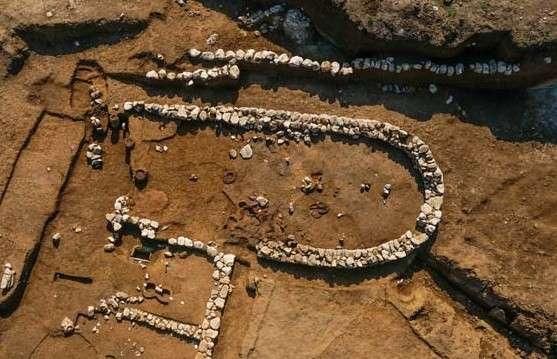 Μεταφορά κτιρίου Μυκηναϊκού οικισμού από ανασκαφή στον Πλαταμώνα Πιερίας