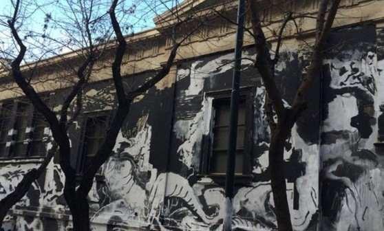Ανακοίνωση ΥΠΟΠΑΙΘ για τα γκράφιτι στο Εθνικό Μετσόβιο Πολυτεχνείο