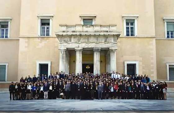 «Μοντέλο Βουλής των Ελλήνων»: Προσομοίωση της Βουλής από Έλληνες φοιτητές