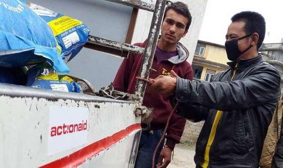 Έκκληση της ActionAid για το σεισμό του Νεπάλ