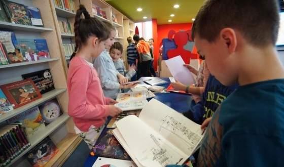 Εκπαιδευτικό πρόγραμμα «Συλλέγω εμπειρίες» στην Περιφερειακή Βιβλιοθήκη Χαριλάου