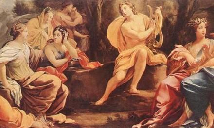 «Οράτιος – Ωδές (επιλογή) Quintus Horatius Flaccus, carmina» της Ελευθερίας Μπέλμπα