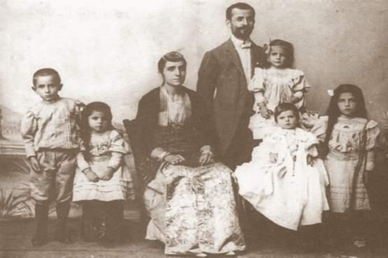 Η πατριαρχική οικογένεια στον πόντο και το έθιμο του «μαch». Της Γιώτας Ιωακειμίδου