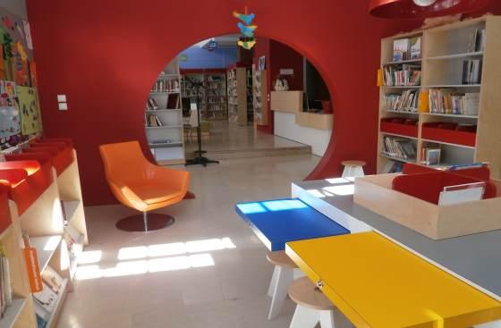 «Παραμύθια της Άνοιξης» στην Περιφερειακή Βιβλιοθήκη Χαριλάου