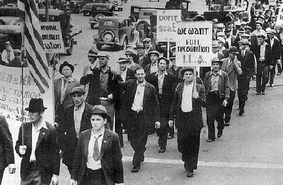 Η ιστορία της Εργατικής Πρωτομαγιάς