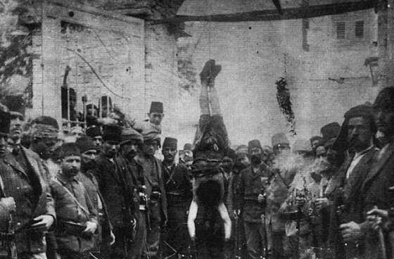 «Η γενοκτονία του ποντιακού ελληνισμού» της Αντιγόνης Καρύτσα