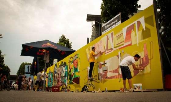 «Street Art Festival» το μεγαλύτερο φεστιβάλ νεολαίας, Θεσσαλονίκη στις 15 και 16 Ιουνίου 2015