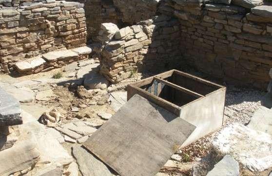 Αποκαθίστανται οι βλάβες στον αρχαιολογικό χώρο της Ζωμίνθου στην Κρήτη