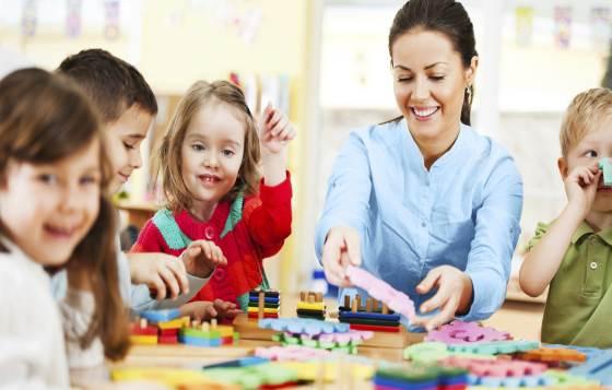 «Ο ρόλος του παιδαγωγού στην προσχολική αγωγή» της Μαρίνας Σούνογλου