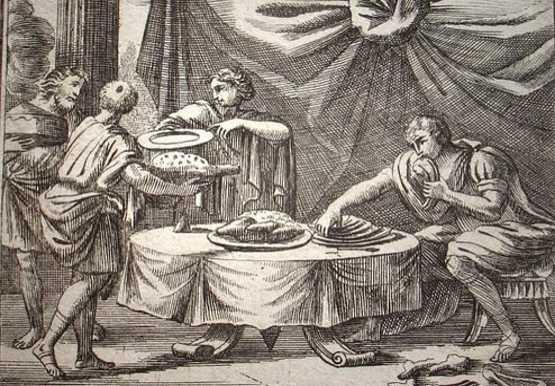 «Ερυσίχθων ο αχόρταγος» του Αχιλλέα Ε. Αρχοντή
