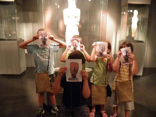 Summer Camp 2015: Τα 4 στοιχεία της φύσης στο Μουσείο Κυκλαδικής Τέχν
