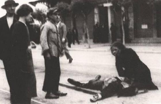 «Ο ματωμένος Μάης του '36 στη Θεσσαλονίκη» της Κατερίνας Φωτιάδου