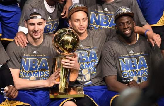 «Golden State Warriors: Πρωταθλητές απο την αρχή μέχρι το τέλος» του Αλέξανδρου Κουτούβελα