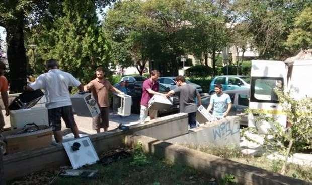 Πέντε τόνους ανακυκλώσιμων υλικών συγκέντρωσε ο Δήμος Θεσσαλονίκης