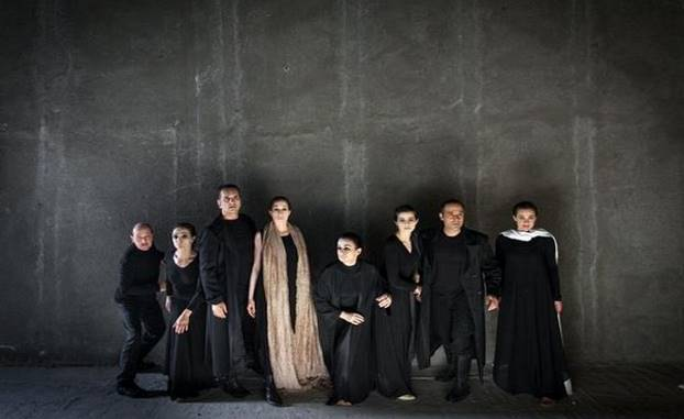 «Τρωάδες» του Ευριπίδη, καλοκαίρι 2015 από το Εθνικό Θέατρο