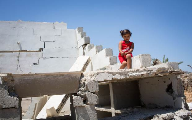 Η ActionAid και περισσότερες από 20 άλλες οργανώσεις κατά του αποκλεισμού της Γάζας