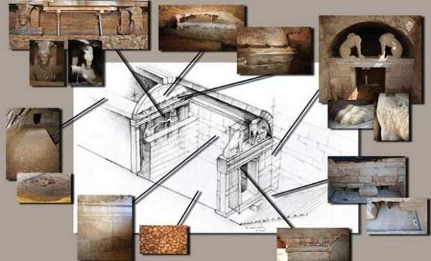 ΥΠΠΟΑ: Η εξέλιξη των εργασιών στον λόφο Καστά της Αμφίπολης