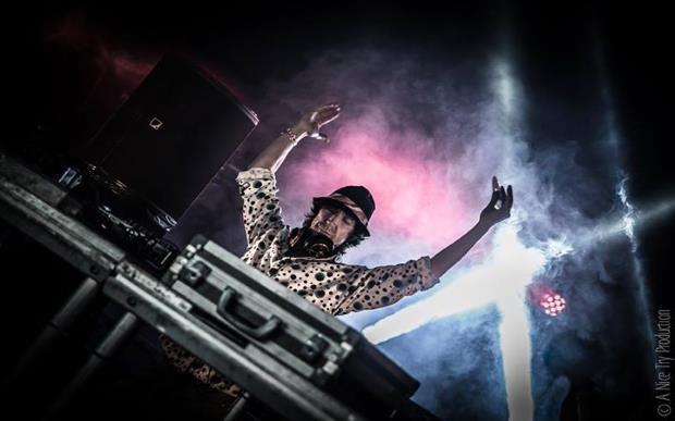DJ PANKO SOUND SYSTEM (OJOS DE BRUJO), 7/9 Θεσσαλονίκη, πρώην στρατόπεδο Κόδρα, Καλαμαριά