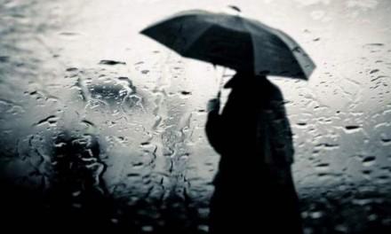 Επιδείνωση του καιρού με ισχυρές βροχές, καταιγίδες και σημαντική πτώση της θερμοκρασίας