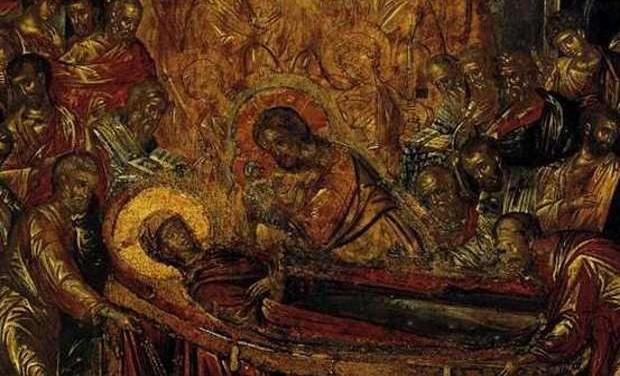 Η Κοίμηση της Θεοτόκου – «Το Πάσχα του καλοκαιριού»
