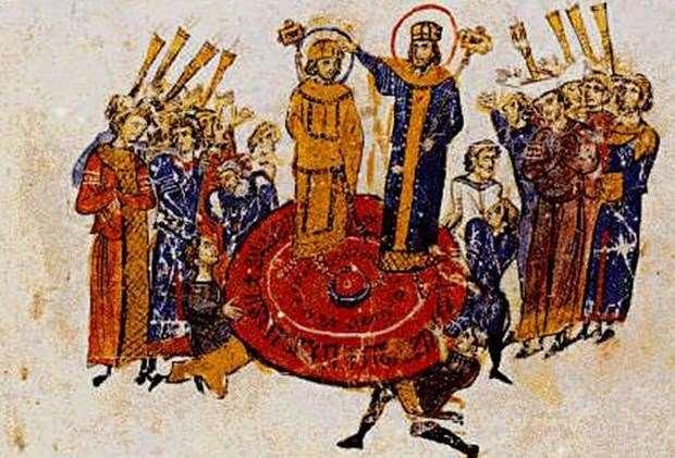 «Ο Αυτοκράτορας του Βυζαντίου» της Γιώτας Ιωακειμίδου