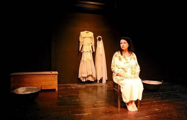 «Ο Γάμος» με την Άννα Βαγενά, στο Πολιτιστικό Κέντρο «Χρυσαλλίδα» του δήμου Αγιάς