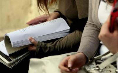 Σχεδιάγραμμα Έκθεσης Α' Λυκείου «Eξάλειψη γλωσσικών ιδιωμάτων»