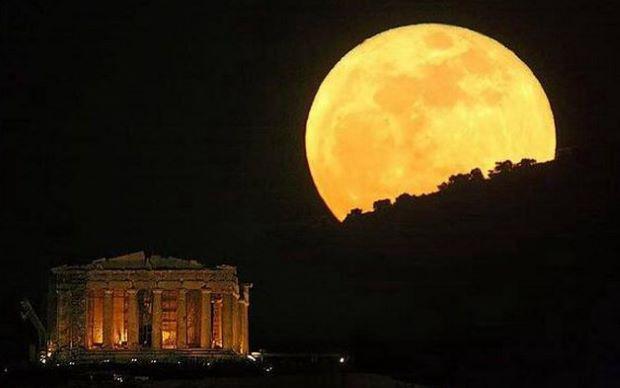 Άρθρο στη Daily Mail : H Αθήνα το υπέρλαμπρο υπαίθριο πανεπιστήμιο του κόσμου
